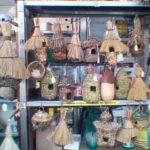 ランブランス通り「小鳥の巣」売り屋台